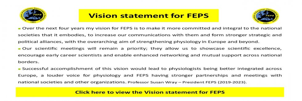 Vision Statement for FEPS