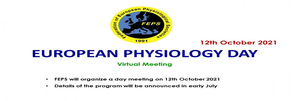 European Physiology Day 2021