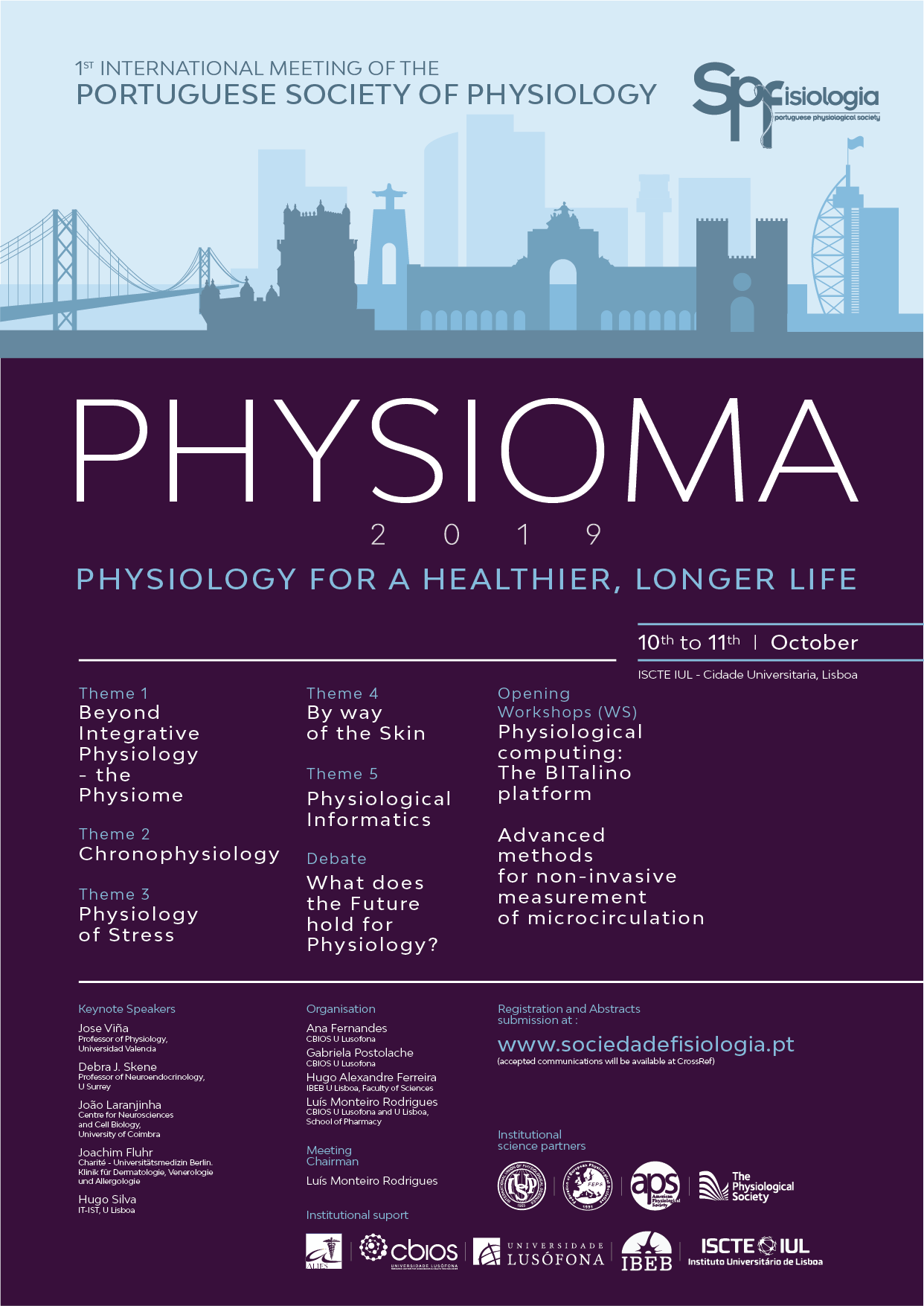 FLYER Physioma 2019